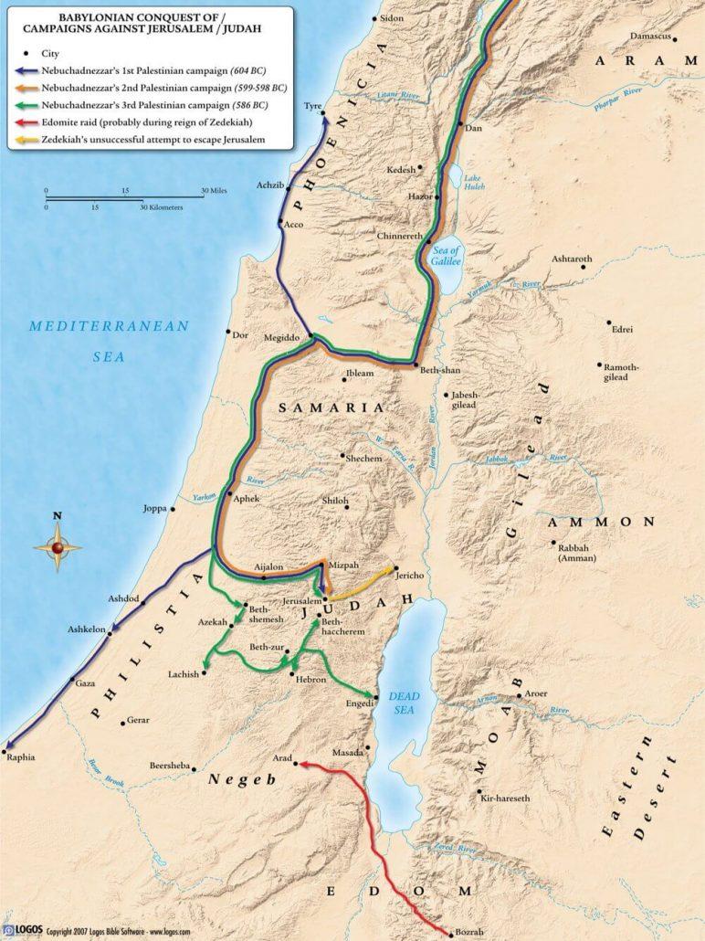 Babylonian Conquest of Jerusalem